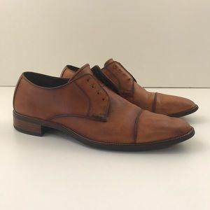 Cole Haan Men's Leather Cap Toe Oxfords Size 11.5M